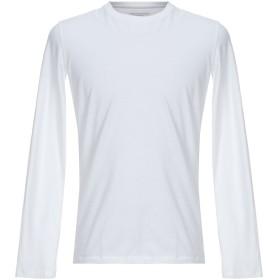 《期間限定 セール開催中》MAJESTIC FILATURES メンズ T シャツ ホワイト M コットン 100%