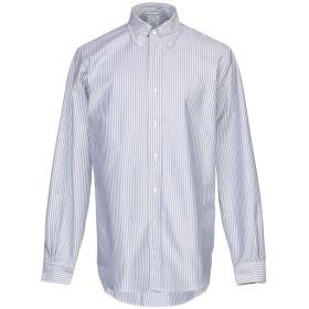 《期間限定セール開催中!》BROOKS BROTHERS メンズ シャツ ダークブルー 16 スーピマ 100%