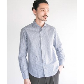 URBAN RESEARCH(アーバンリサーチ) ドレスライン シャツ URBAN RESEARCH Tailor 小紋プリントシャツ【送料無料】