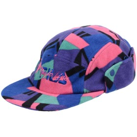 《期間限定 セール開催中》FILA メンズ 帽子 パープル one size ポリエステル 100%