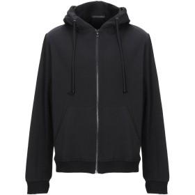 《期間限定セール開催中!》DANIELE ALESSANDRINI メンズ スウェットシャツ ブラック S コットン 100%