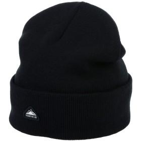《期間限定 セール開催中》PENFIELD メンズ 帽子 ブラック アクリル 100%