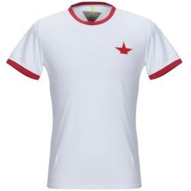 《期間限定 セール開催中》MACCHIA J メンズ T シャツ ホワイト S コットン 100%