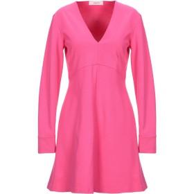 《セール開催中》JUCCA レディース ミニワンピース&ドレス フューシャ 40 レーヨン 69% / ナイロン 25% / ポリウレタン 6%