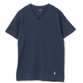 BEAMS F POLO RALPH LAUREN / Vネック Tシャツ メンズ カットソー NAVY/370 M