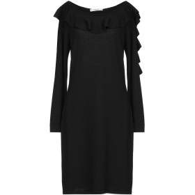 《期間限定 セール開催中》BLUGIRL BLUMARINE レディース ミニワンピース&ドレス ブラック 46 バージンウール 100%