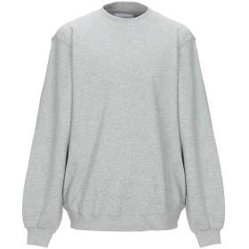 《期間限定セール開催中!》STAMPD メンズ スウェットシャツ グレー L コットン 100%