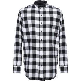 《期間限定セール開催中!》WHITE 5 MILANO メンズ シャツ ホワイト XS コットン 100%