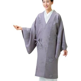 ベルーナ 感謝価格の夏紗コート パープル 1 レディース
