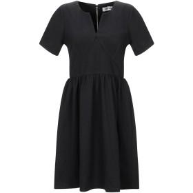《送料無料》DRY LAKE. レディース ミニワンピース&ドレス ブラック XS ポリエステル 100%