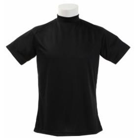 エックスティーエス(XTS)ドライプラス 半袖ハイネックアンダーシャツ 723G5ES5960 BLK (Men's)