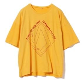 BASERANGE / Bob Tee Shirts レディース Tシャツ BOAT YELLOW S