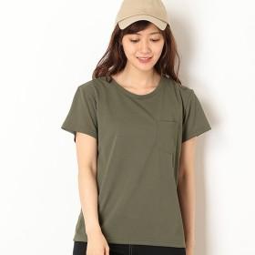 [マルイ] 【THE NORTH FACE】Tシャツ(レディース ショートスリーブポケットティー)/ザ・ノース・フェイス(THE NORTH FACE)