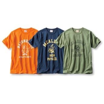 吸汗速乾半袖プリントTシャツ3枚組(キャラクター) Tシャツ・カットソー
