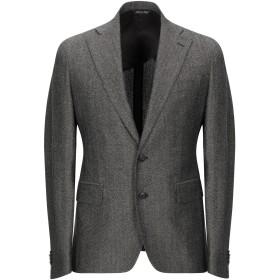 《期間限定 セール開催中》BRIAN DALES メンズ テーラードジャケット グレー 48 ウール 70% / シルク 30%