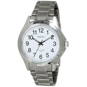 TELVA アナログ 腕時計(M) TE-AM035-WTS