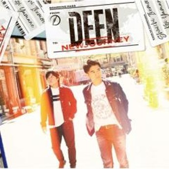 DEEN ディーン / NEWJOURNEY【CD】