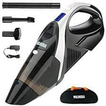 掃除機 LEDライト付きコードレス掃除機 充電式掃除機 ハンディ/乾湿両用クリーナー MYR