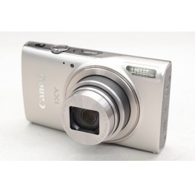 [中古] Canon IXY 650 シルバー 1080C001
