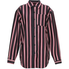 《セール開催中》HAN KJBENHAVN レディース シャツ ブラック XS ポリエステル 100%