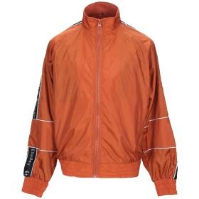 《期間限定 セール開催中》TUDES STUDIO メンズ ライトコート 赤茶色 XXS ナイロン 100%