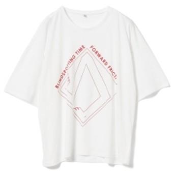 BASERANGE / Bob Tee Shirts レディース Tシャツ WHITE COTTON S