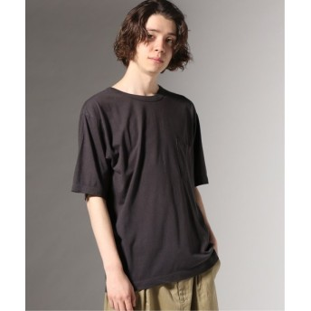 JOURNAL STANDARD 38/- tube JERSEY PKT TEE グレーB M