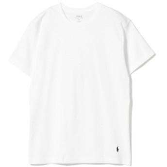 POLO RALPH LAUREN / クルーネック Tシャツ メンズ カットソー WHITE S