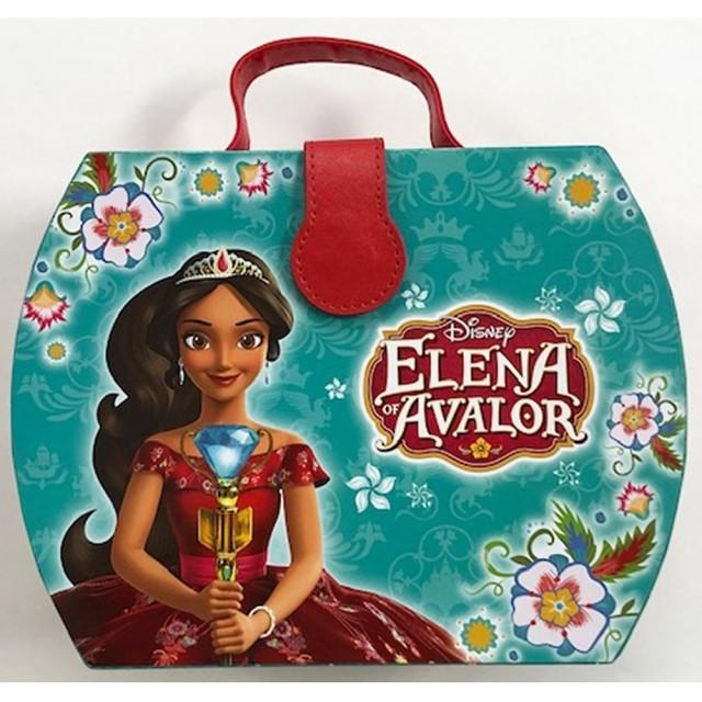 トイザらス限定 ディズニー アバローのプリンセス エレナ メイクアップボックス