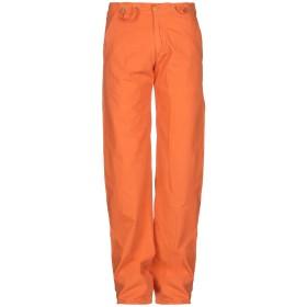 《期間限定 セール開催中》40WEFT メンズ パンツ オレンジ 32 コットン 100%