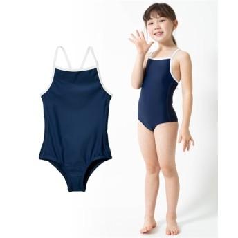 【スクール水着】キャミ型ワンピース水着(女の子) スクール水着