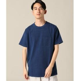[マルイ]【セール】メンズTシャツ(インディゴテンジクヘビーウェイトTEE)/417エディフィス(417 EDIFICE)