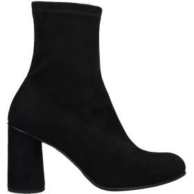 《期間限定セール開催中!》LE MARIN レディース ショートブーツ ブラック 35 紡績繊維