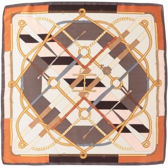 スカーフ - ViS 70cmイージーユースパターンスカーフ