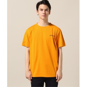 BOICE FROM BAYCREW'S AVNIER Vertical back darkorange teeshirt オレンジ L