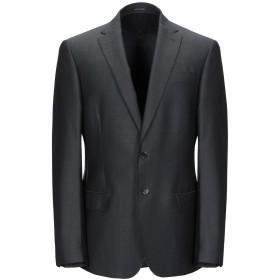 《期間限定セール開催中!》DANIELE ALESSANDRINI メンズ テーラードジャケット スチールグレー 52 バージンウール 87% / シルク 13%