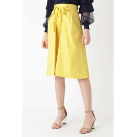 50%OFF JILLSTUART (ジルスチュアート) ◆ローザレースアップスカート YELLOW(060)