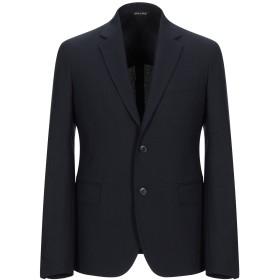 《期間限定 セール開催中》BRIAN DALES メンズ テーラードジャケット ダークブルー 48 ウール 100%