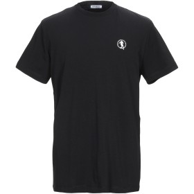 《期間限定セール開催中!》BIKKEMBERGS メンズ T シャツ ブラック M コットン 95% / ポリウレタン 5%