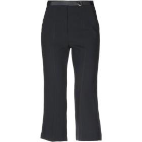 《期間限定 セール開催中》I BLUES レディース パンツ ブラック 38 ポリエステル 100%