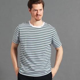 [マルイ]【セール】グログランマルチボーダーTシャツ/ムッシュニコル(MONSIEUR NICOLE)