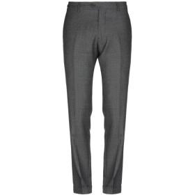 《セール開催中》BERWICH メンズ パンツ スチールグレー 54 バージンウール 100%