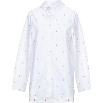 《セール開催中》CHINTI & PARKER レディース シャツ ホワイト 8 コットン 100%