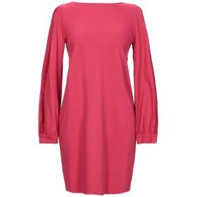 《セール開催中》CRISTINAEFFE レディース ミニワンピース&ドレス フューシャ 40 レーヨン 70% / ナイロン 25% / ポリウレタン 5%