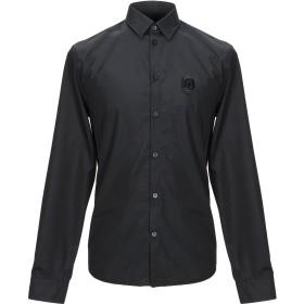 《セール開催中》FRANKIE MORELLO メンズ シャツ ブラック S コットン 100%
