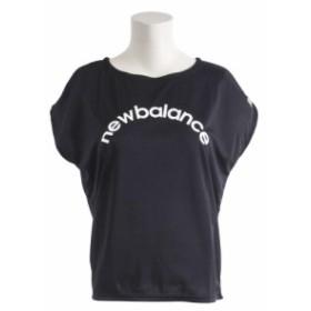 ニューバランス(new balance)R360 ルーズフィットショートスリーブTシャツ JWTR8119BK (Lady's)