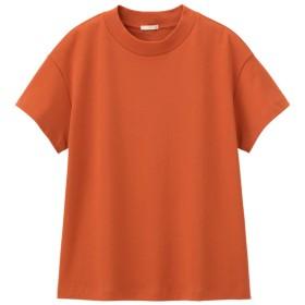 (GU)スムースT(半袖) DARK ORANGE XL