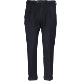 《期間限定 セール開催中》MICHAEL COAL メンズ パンツ ダークブルー 32 バージンウール 100%