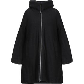 《期間限定 セール開催中》HOPE レディース コート ブラック XL レーヨン 60% / ウール 40%