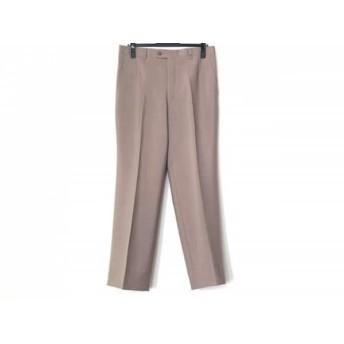 【中古】 ランバン LANVIN パンツ サイズ85 メンズ グレージュ